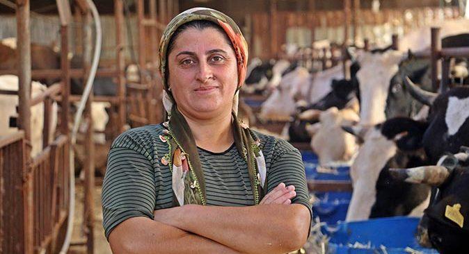 Fatma Öncel eşine destek olmak için girdiği iş sayesinde milyonluk servetin sahibi oldu