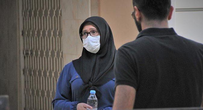 Antalya'da pazara gitmek isteyen kadın dehşeti yaşadı