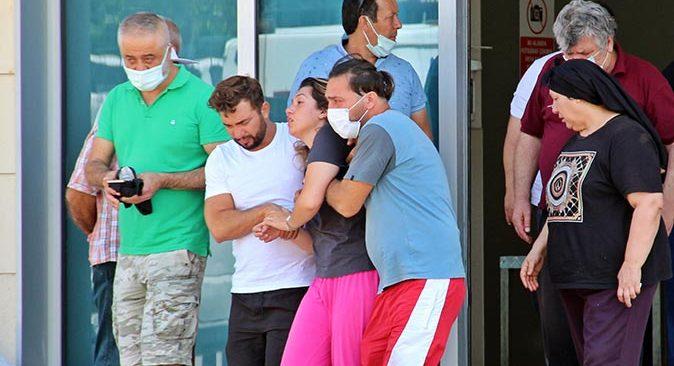 Antalya'da gece kulübündeki laf atma kavgası cinayetle bitti