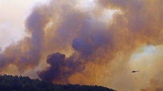 Manavgat'taki büyük yangında 3'üncü gün! Söndürme çalışmaları devam ediyor