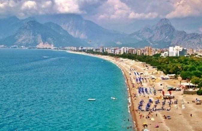 21 Temmuz Çarşamba Antalya'da hava durumu