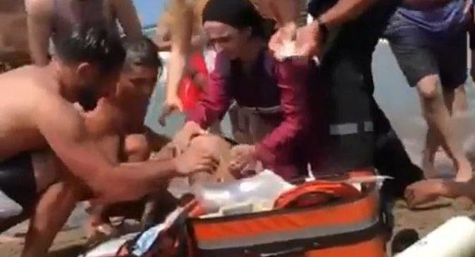 İki kardeş denizde hayatını kaybetti