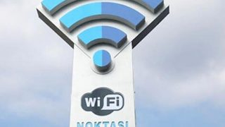 Antalya'da 14 noktada ücretsiz internet hizmeti