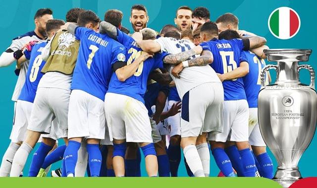 EURO 2020'in şampiyonu İtalya oldu!