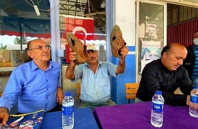 İYİ Parti'nin çiftçi paylaşımı sosyal medyayı karıştırdı! Başkan Muhammet Demençe açıklama yaptı