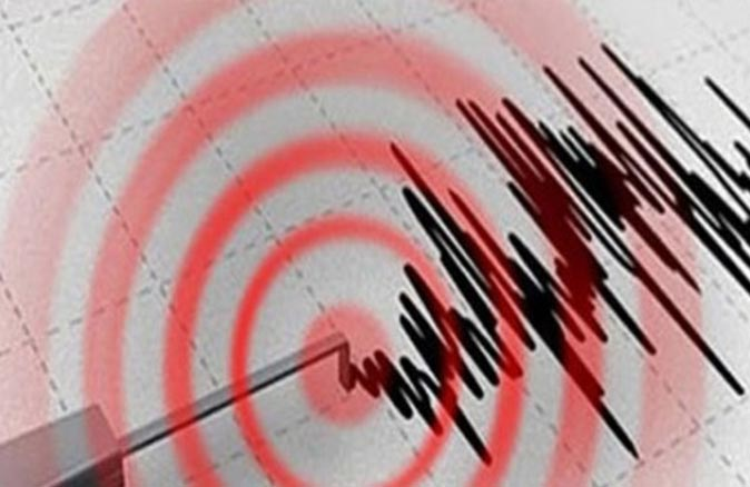 Ege'de 3,6 ve 3,5 büyüklüğünde 2 deprem