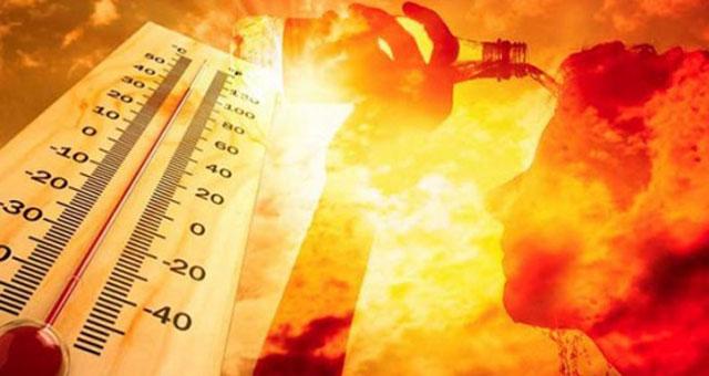 12 Temmuz Pazartesi Antalya'da hava durumu!