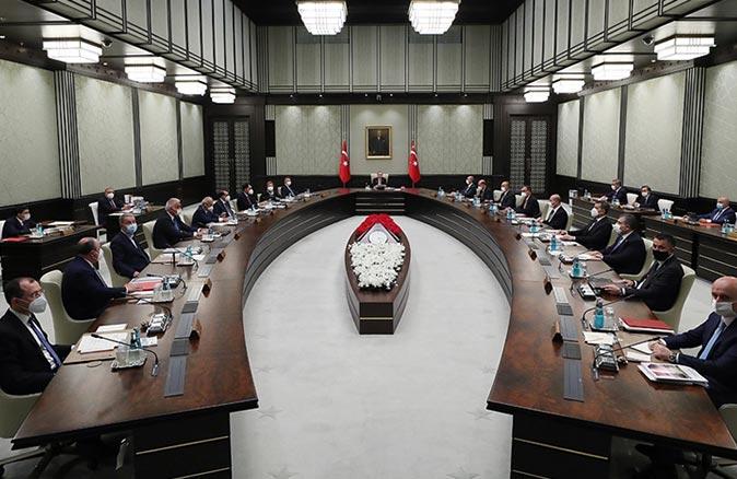Cumhurbaşkanlığı Kabinesi bugün toplanıyor! Erdoğan açıklama yapacak