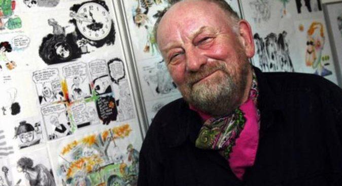 Kurt Westergaard hayatını kaybetti