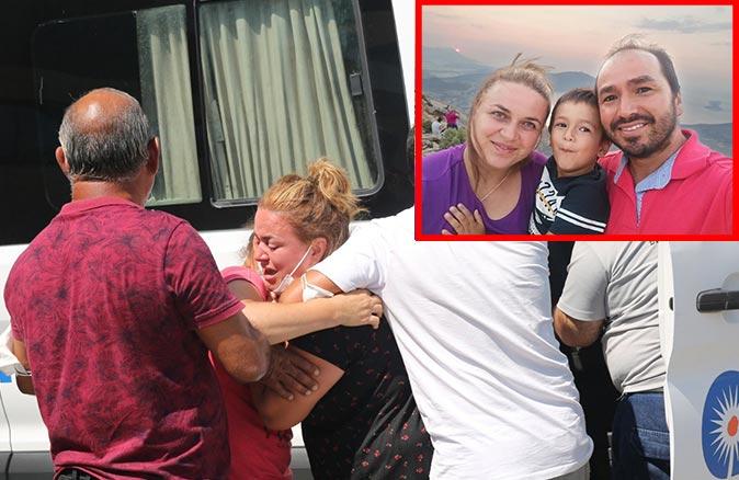 Antalya'da minik Doruk'un ölümü ailesini yasa boğdu