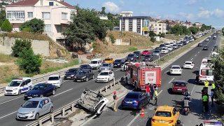 Bayram tatilinin 7. gününde 38'kişi kazadan hayatını kaybetti