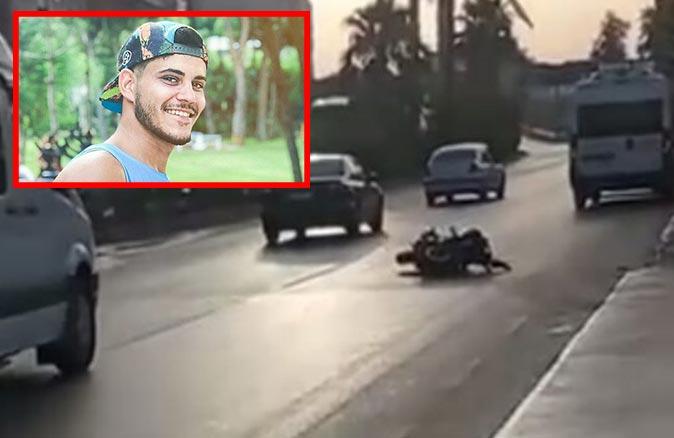 Antalya'daki feci kazada yaralanan Yunus Emre Sarı hayatını kaybetti