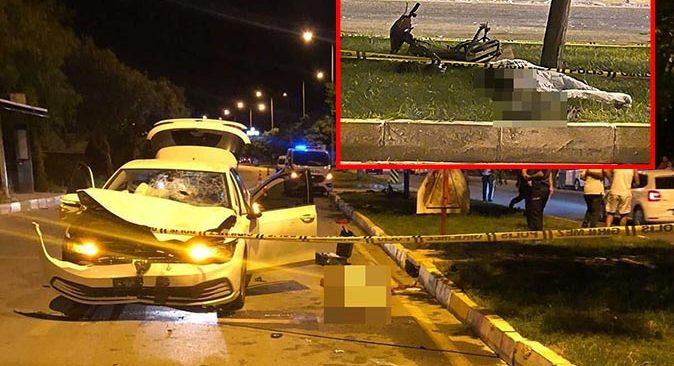 Antalya'daki feci kazada Yusuf İlker Yavuz ve Mehmet Koç hayatını kaybetti