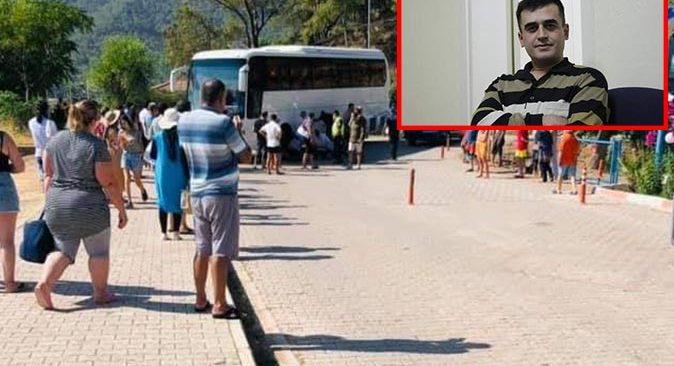Antalya'da otobüsün çarptığı Astsubay Üstçavuş Burak Murat Has yaralandı
