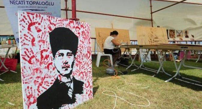 Kemer'de 2'nci Yaz Sanat Kampı ve Kültür Sanat Çalıştayı başlıyor