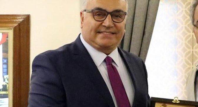 Kırklareli Belediye Başkanı Mehmet Kesimoğlu koronavirüse yakalandı