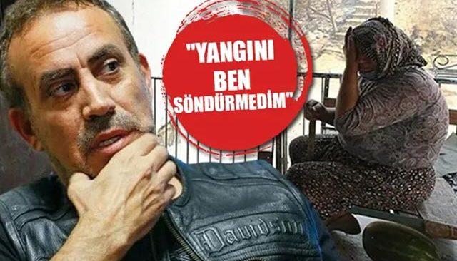 Manavgat yangını sonrası Haluk Levent Twitter'da TT oldu: