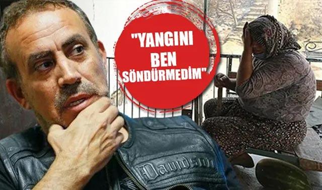 """Manavgat yangını sonrası Haluk Levent Twitter'da TT oldu: """"Beni övmeyin!"""""""