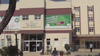 Manavgat Devlet  Hastanesi'ndeki hastalar başka hastanelere sevk edildi