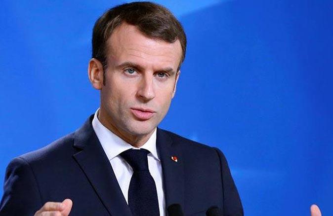 Fransa Cumhurbaşkanı Emmanuel Macron: Aşı sağlık çalışanları için zorunlu olacak