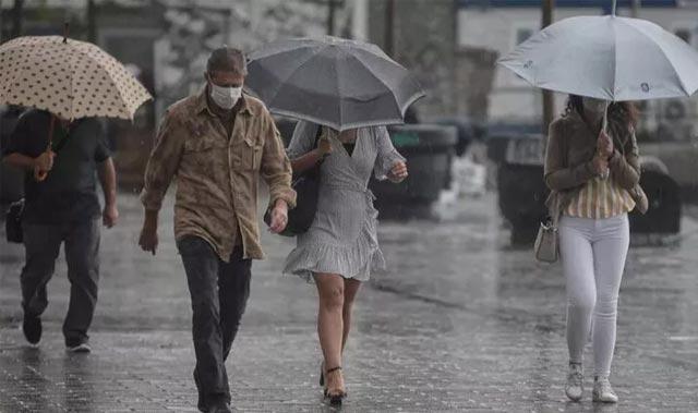 Meteoroloji'den çok sayıda il için kuvvetli yağış uyarısı