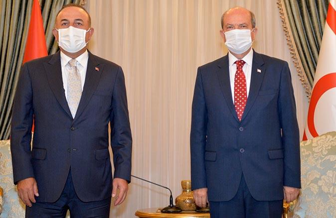 Bakan Mevlüt Çavuşoğlu'ndan özel temsilcinin atanması fikrine tepki