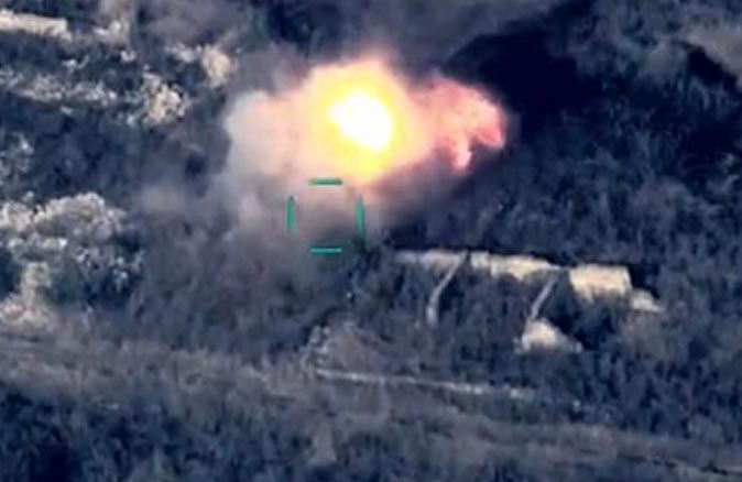 Son dakika.... Kuzey Irak'ta 40'a yakın hedef yerle bir edildi