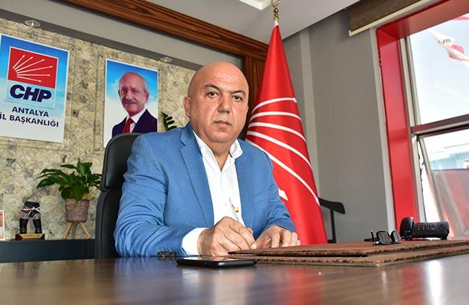 Başkan Nuri Cengiz'den yerel basın açıklaması
