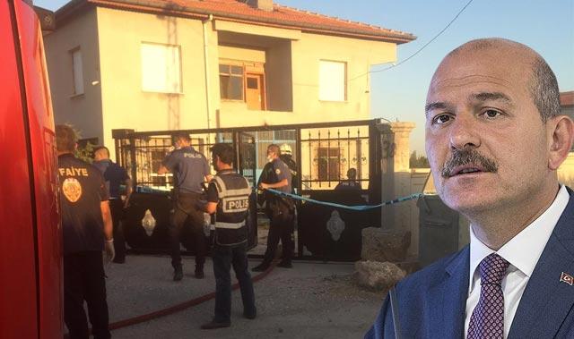 Bakan Soylu'dan Konya saldırısı açıklaması: Kürt-Türk meselesiyle ilgisi yok