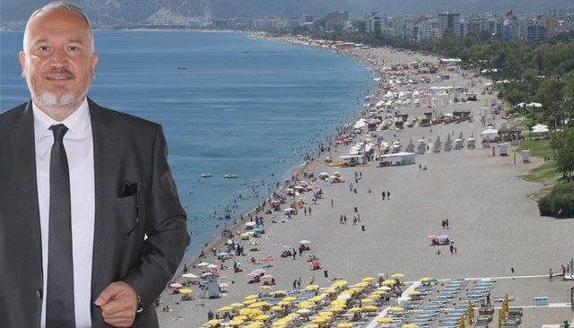 AKTOB Kavaloğlu: Antalya'ya yıllık gelen toplam kişi sayısı 1.5 milyonu aştı