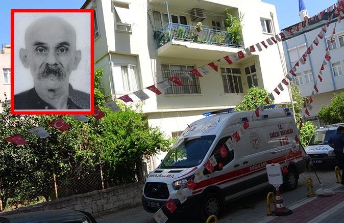 63 yaşındaki Şeref Atlaspoşu evinde ölü bulundu