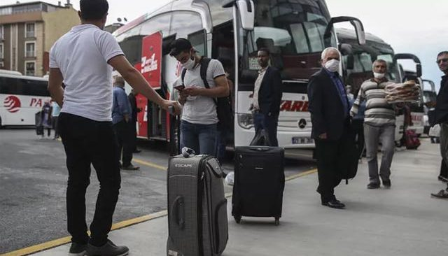 Şehirlerarası otobüs biletlerine tavan ücret uygulaması