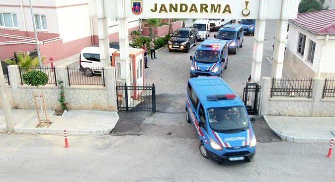 Antalya'da tefecilik operasyonu! 25 kişi gözaltına alındı