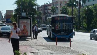 Antalya'da 6 bin lira maaşla çalışacak otobüs şoförü aranıyor!
