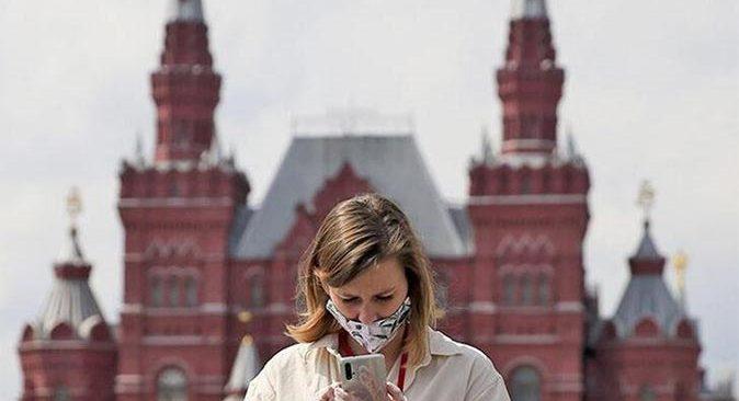 Rusya'da son 24 saatte 697 kişi hayatını kaybetti