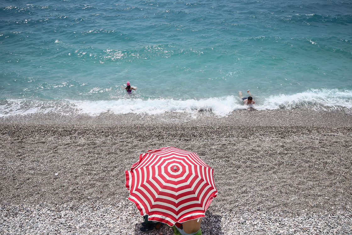 17 Temmuz Cumartesi Antalya'da hava durumu! Antalya nefes olacak