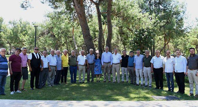 Başkan Semih Esen: Ortak akıl kente her zaman fayda sunar