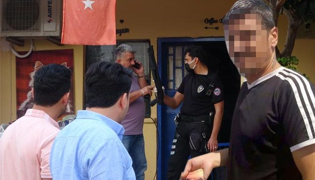 Antalya'da akraba kavgasında kan aktı! Bir kişi ağır yaralı