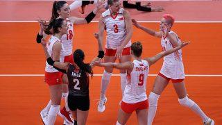 A Milli Kadın Voleybol Takımı, son olimpiyat şampiyonu Çin'i devirdi