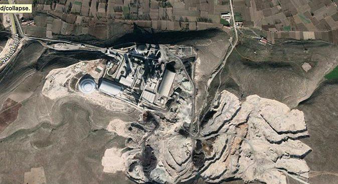 Prof. Dr. Ahmet Cemal Saydam termik santralin atmosfere zararlı madde saldığını tespit etti