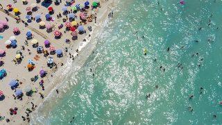 Türkiye'nin turizm geliri yılın ikinci çeyreğinde 3 milyar doları geçti