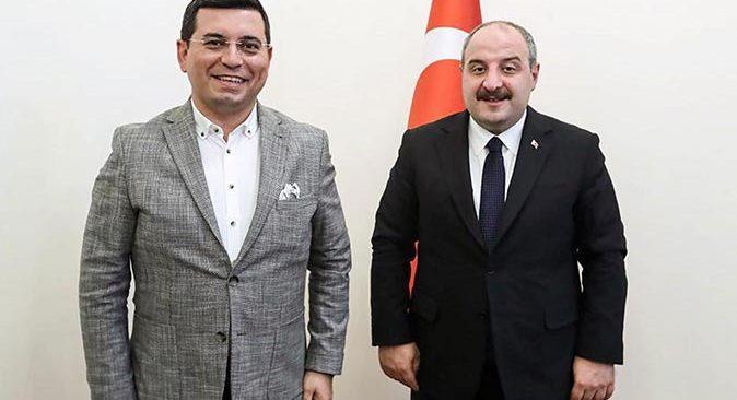 Başkan Hakan Tütüncü Ankara'dan 3 haberle döndü!