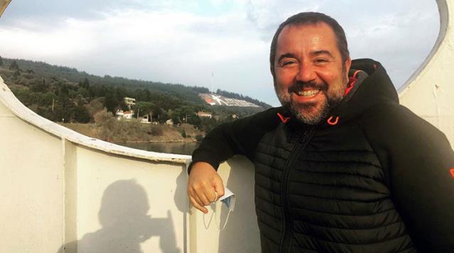 Ünlü komedyen Ata Demirer'in son halini görenler yorum yağdırdı