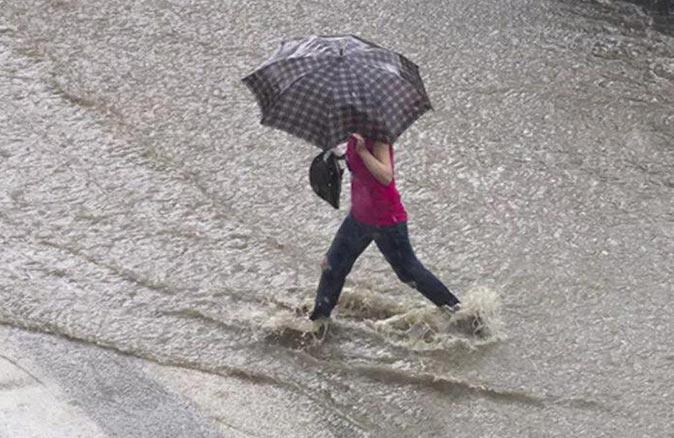 Meteoroloji birçok bölgeyi uyardı: Şiddetli yağış geliyor