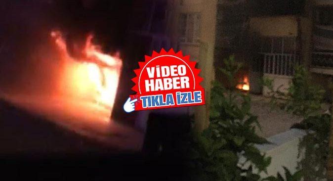 Antalya'da cayır cayır yandı! Ev sahibinin iddiası şoke etti