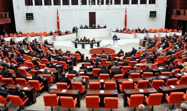 Son Dakika: 4. Yargı Paketi Meclis'te kabul edildi