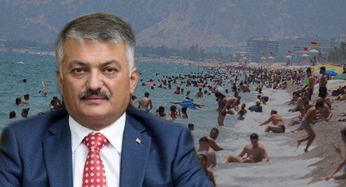 Vali Ersin Yazıcı vaka sayısı haritasını paylaşarak çağrı yaptı: Bilime güvenelim