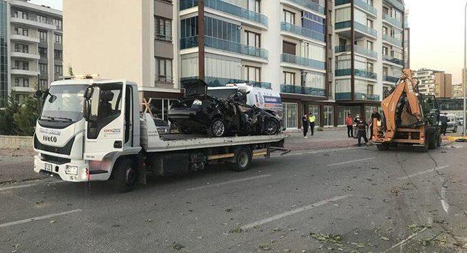 Konya'da feci kaza! 3 genç hayatını kaybetti