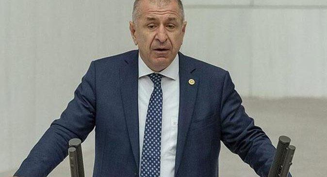 Ümit Özdağ partisinin ismini ve logosunu açıkladı