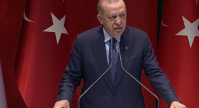 SON DAKİKA! Cumhurbaşkanı Erdoğan: Merkez Bankası rezervlerimiz şu an 109 milyar dolar seviyesinde
